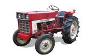 International Harvester 272