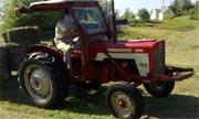 International Harvester 276