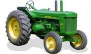 John Deere 80 specifications