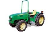 John Deere 85F specifications